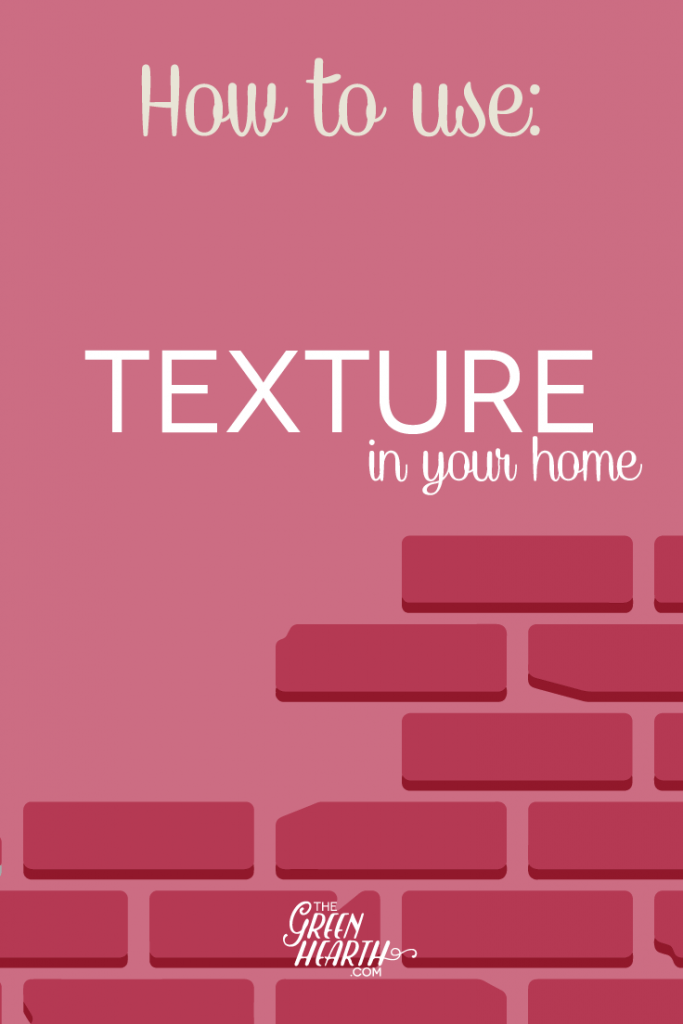"""- Elements of Design Bright pink pinterest 683x1024 - How to use """"Texture"""" in your home"""