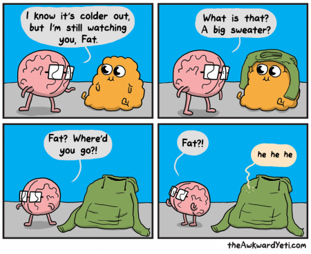 Hibernation time for Fat by  The Awkward Yeti  - 111218 FatHibernation 1024x838 1 p5vzxj6xsjx1jjcwr9goh0kejdd0i2ufvtvb379hb4 - COVID-19 Quarantine, Designer Desk Diaries: Day 027